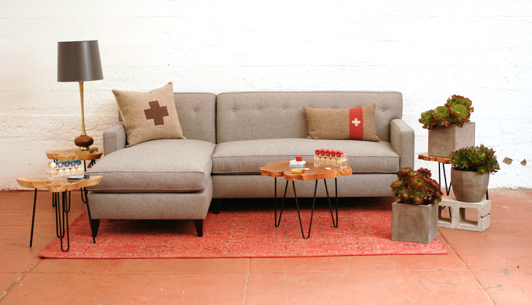 Custom Sofas From Harrington Galleries For Custom Made Sectional Sofas (View 2 of 15)
