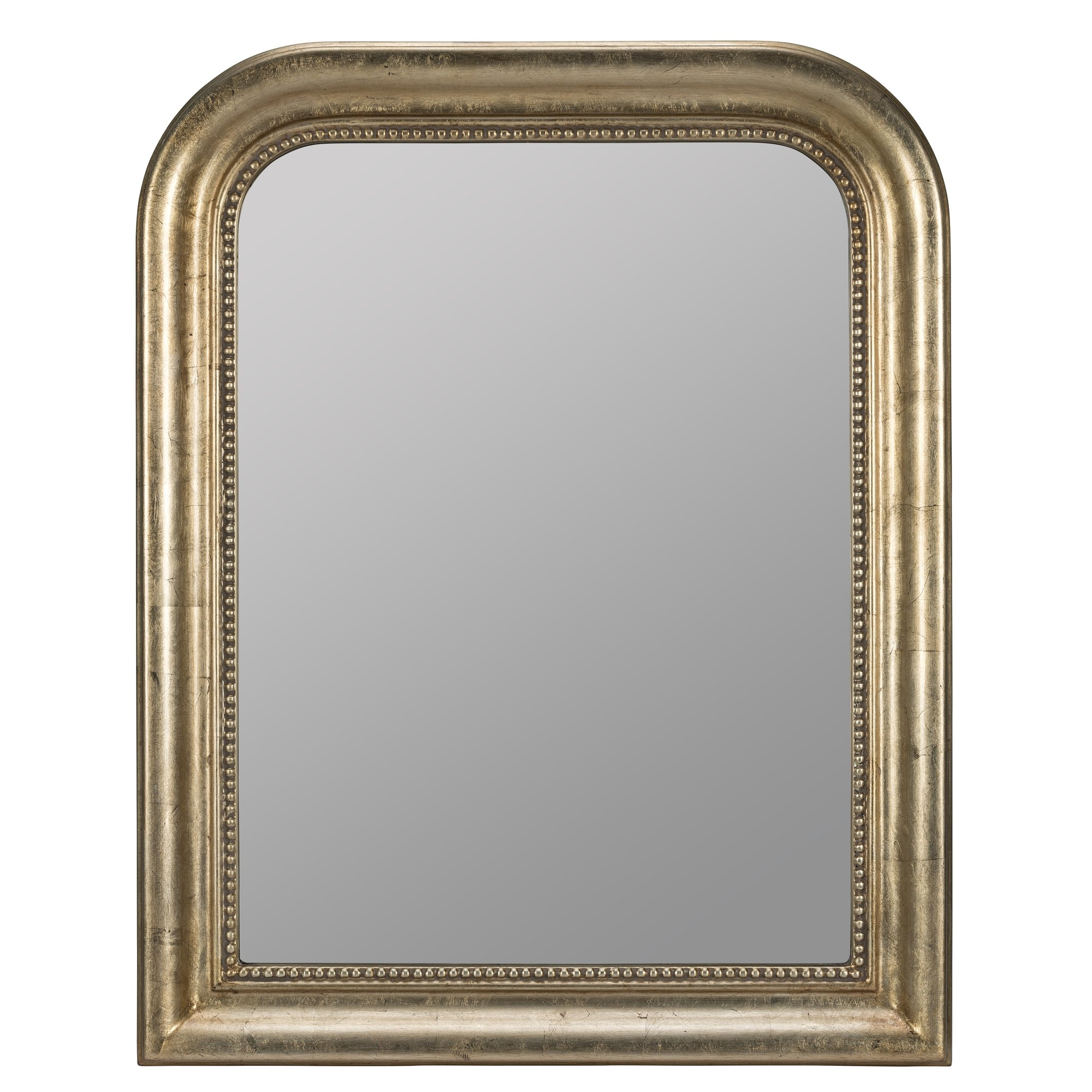 Dar Home Co Antique Champagne Wall Mirror Reviews Wayfair In Champagne Wall Mirror (View 4 of 15)