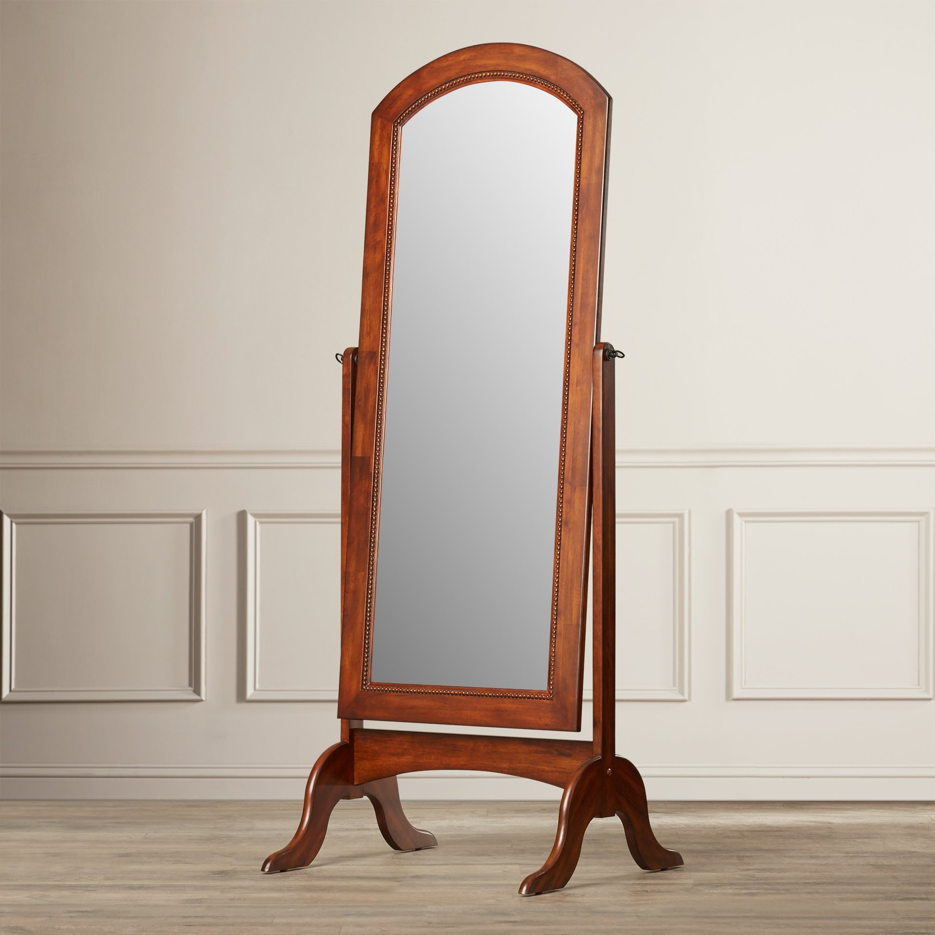 Dar Home Co Cheval Mirror Reviews Wayfair Throughout Mirror Cheval (Image 6 of 15)