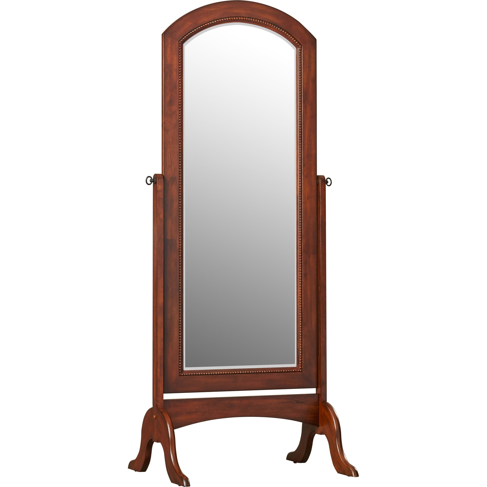 Dar Home Co Cheval Mirror Reviews Wayfair With Mirror Cheval (Image 7 of 15)