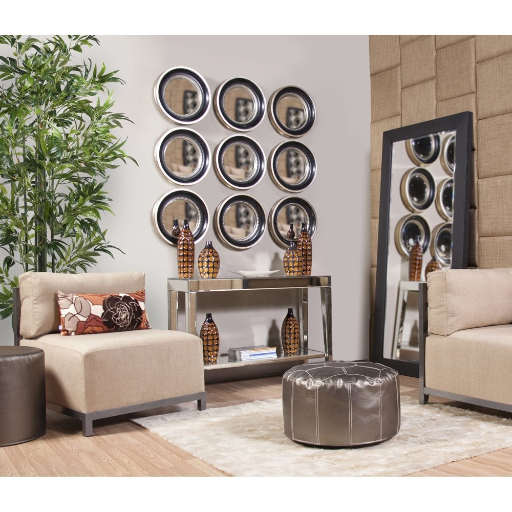 Dar Home Co Convex Wall Mirror Reviews Wayfair For Convex Wall Mirrors (View 3 of 15)