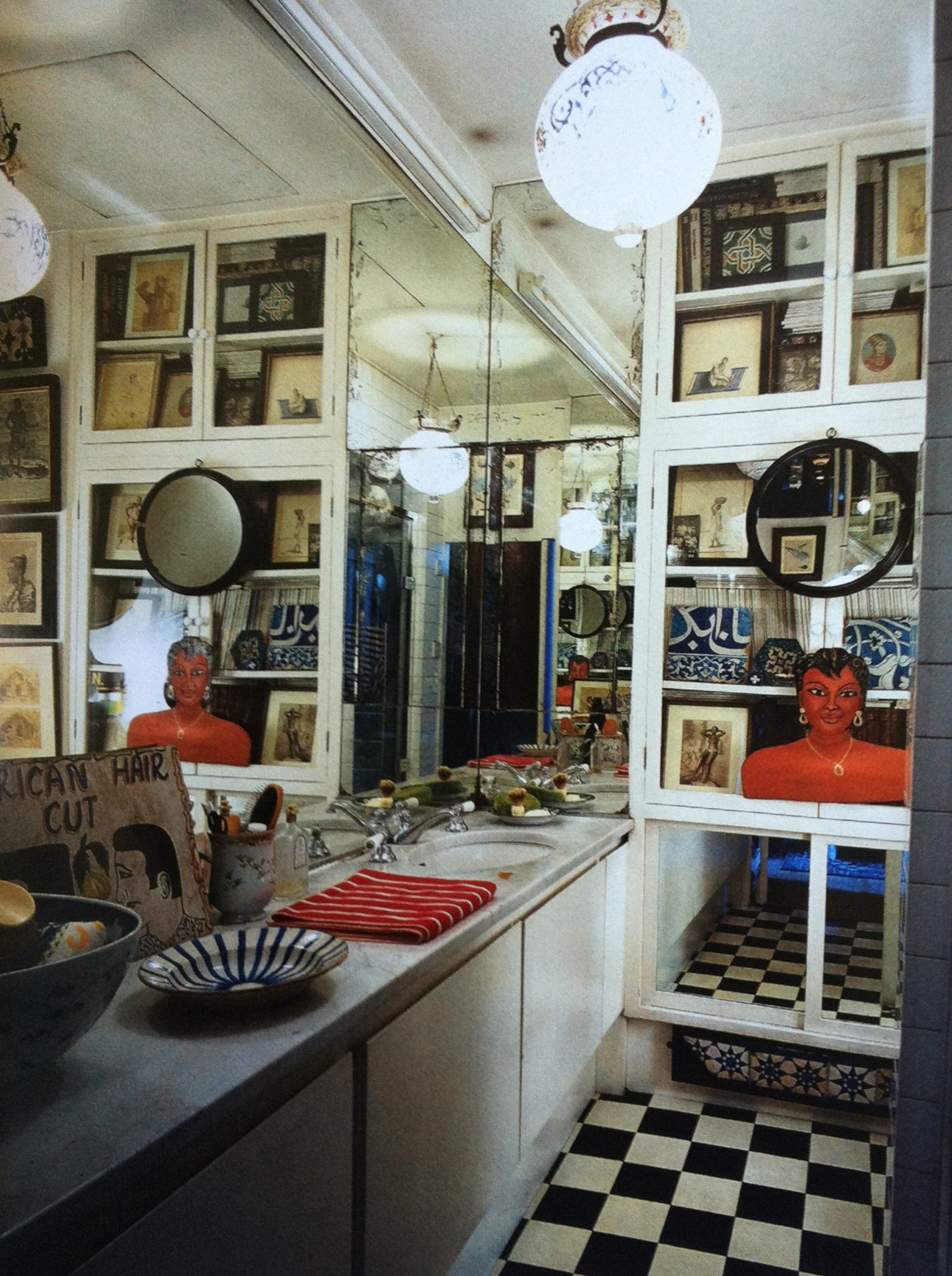 Dealer Peter Hinwoods London Bathroom Home Decor Pinterest For Antique Mirrors London (Image 7 of 15)