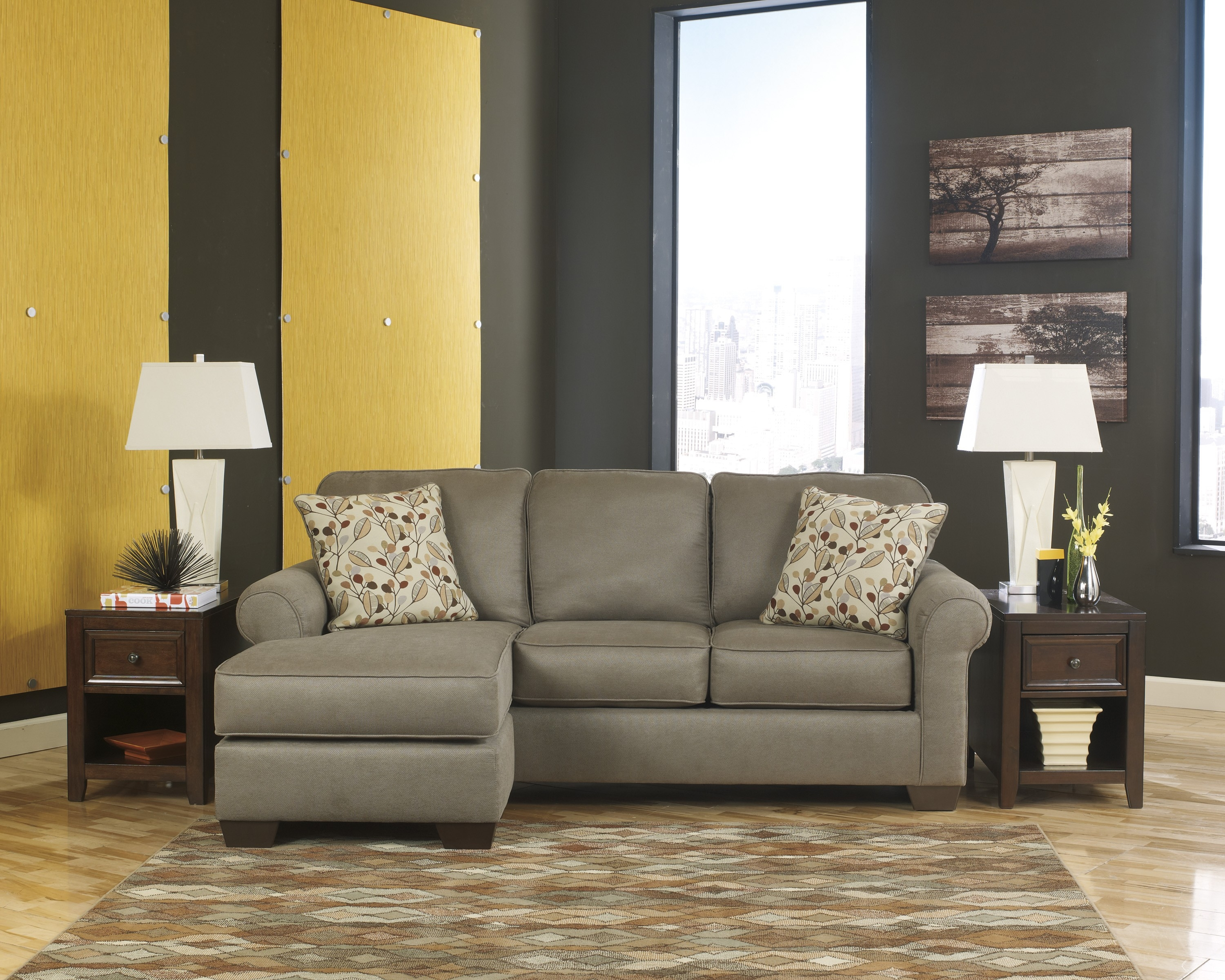 Decor Fascinating Benchcraft Sofa With Luxury Shapes For Living Regarding Berkline Sectional Sofa (Image 7 of 15)