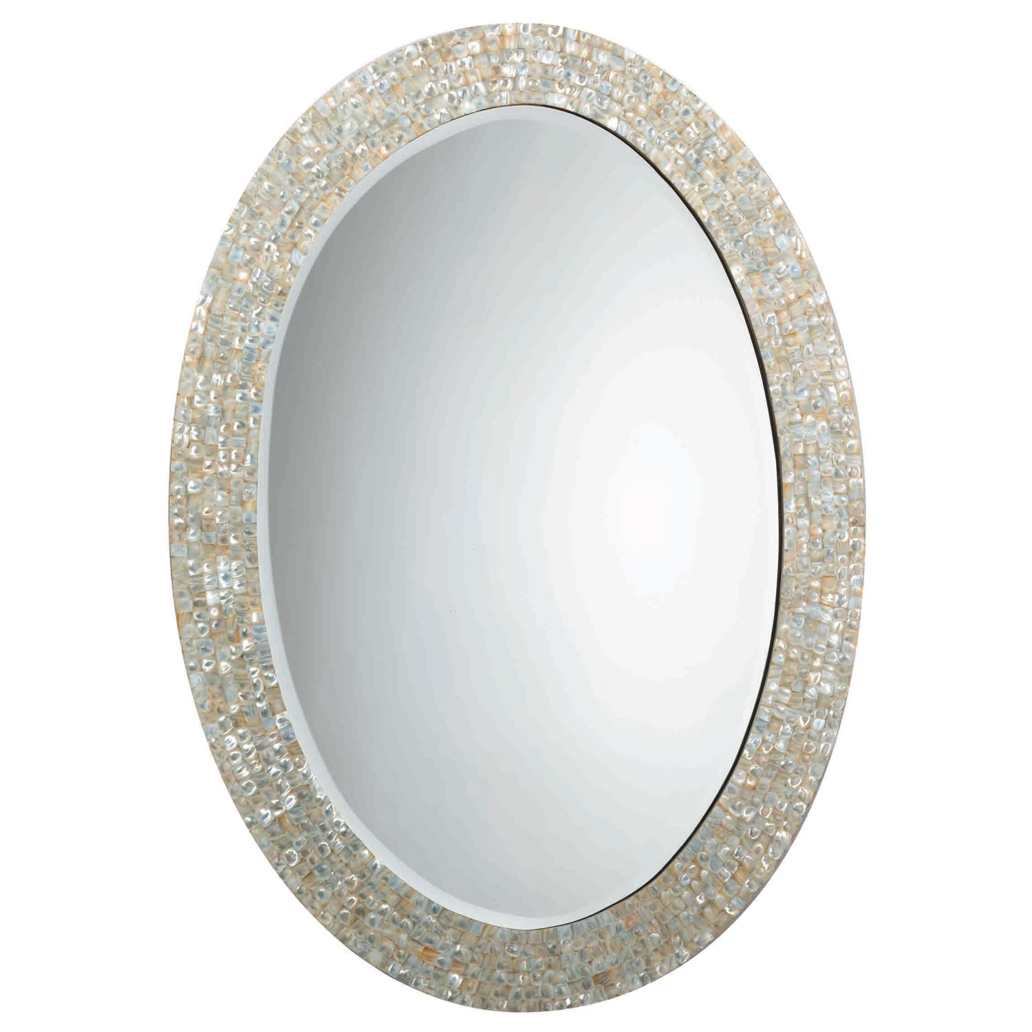 Featured Image of Mother Of Pearl Wall Mirror