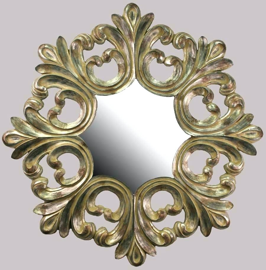 Decorating Ideas Mirror Classic Design Sun Shaped Decorative Wall Within Large Sun Shaped Mirror (Image 6 of 15)