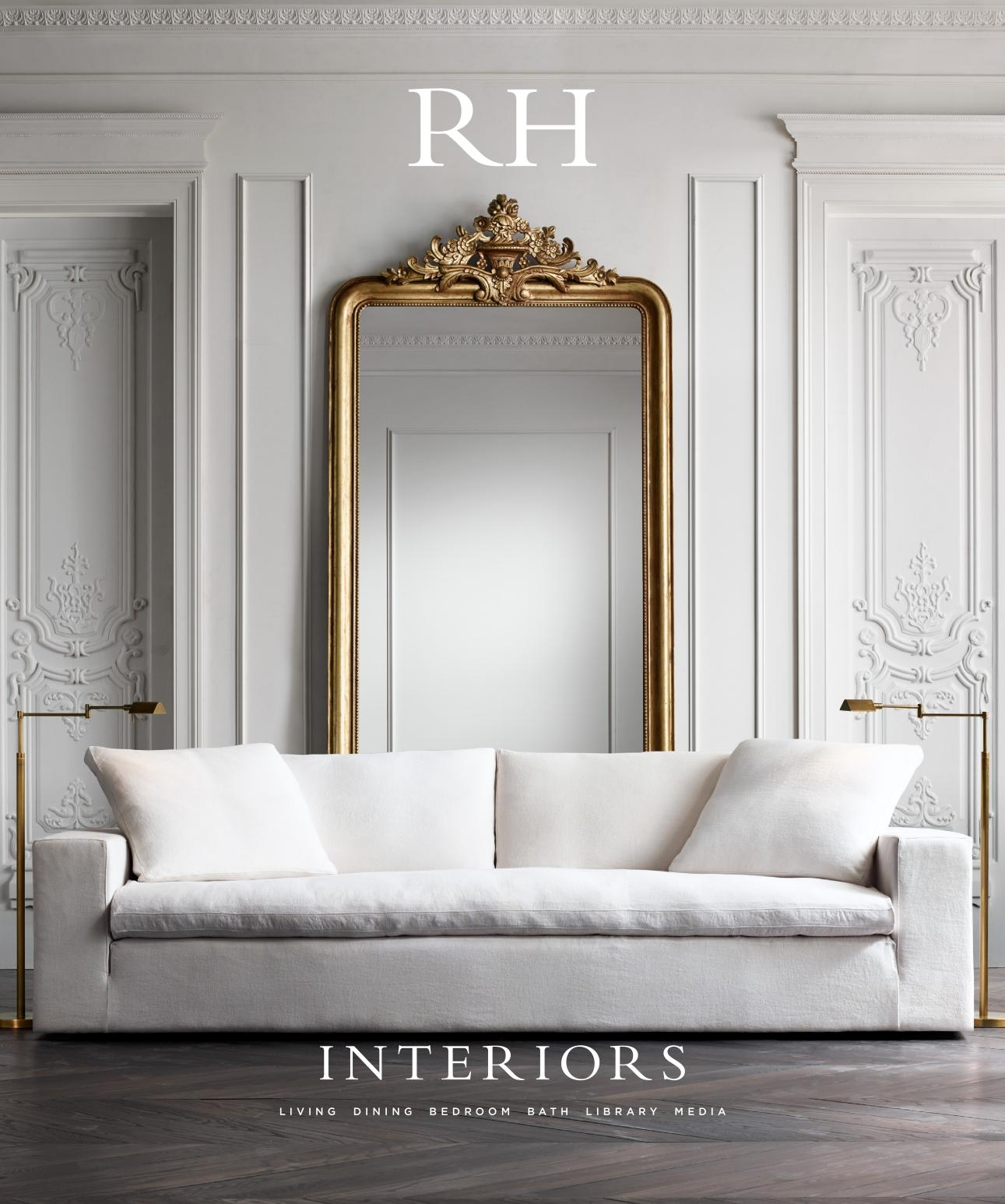 Decorations Restoration Hardware Shower Caddy Rococo Mirror Inside Rococo Mirror Cheap (View 10 of 15)
