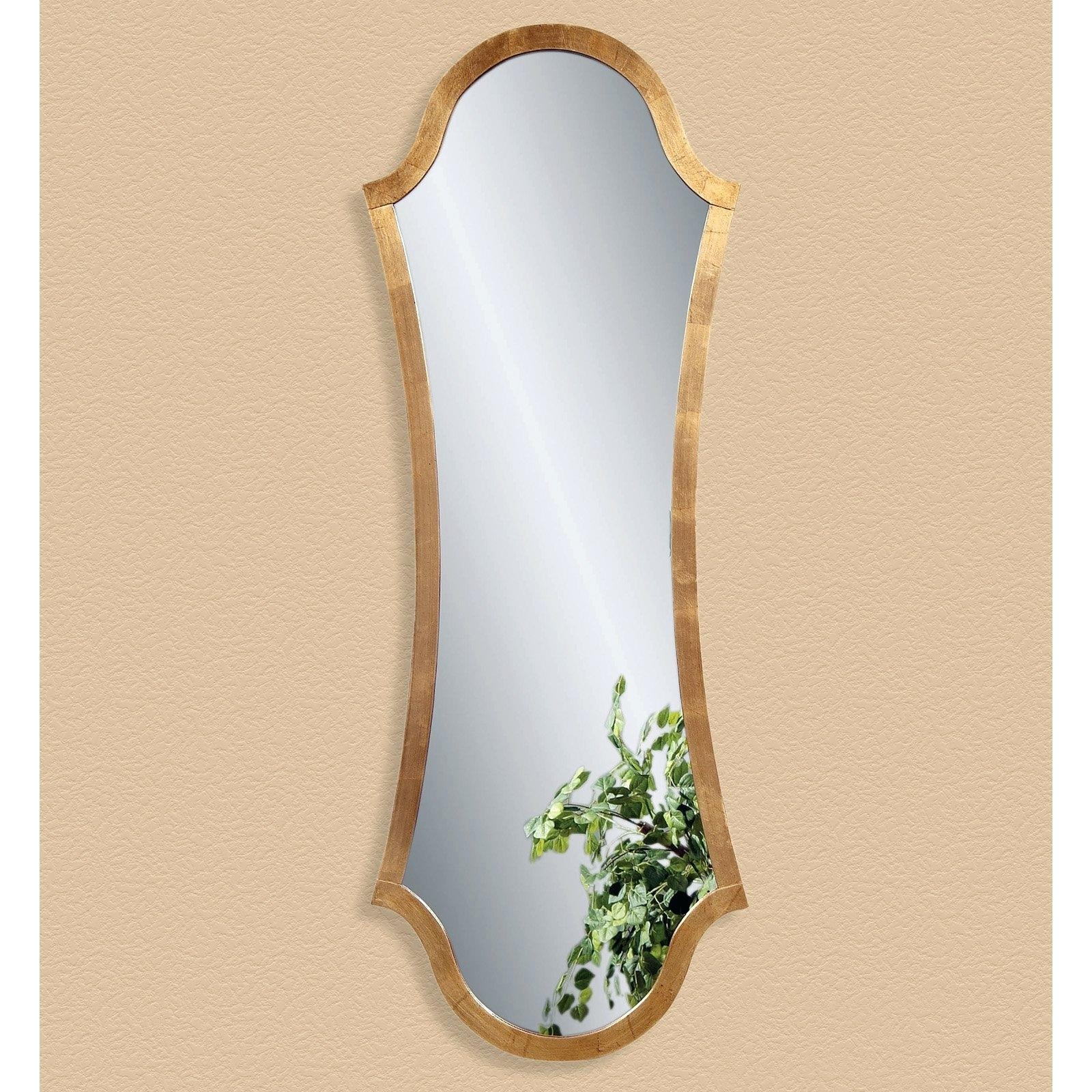 Decorative Full Length Mirror Pitchloveco Within Decorative Full Length Mirror (View 6 of 15)