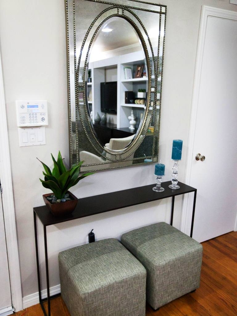 15 Collection Of Large Hallway Mirror Mirror Ideas