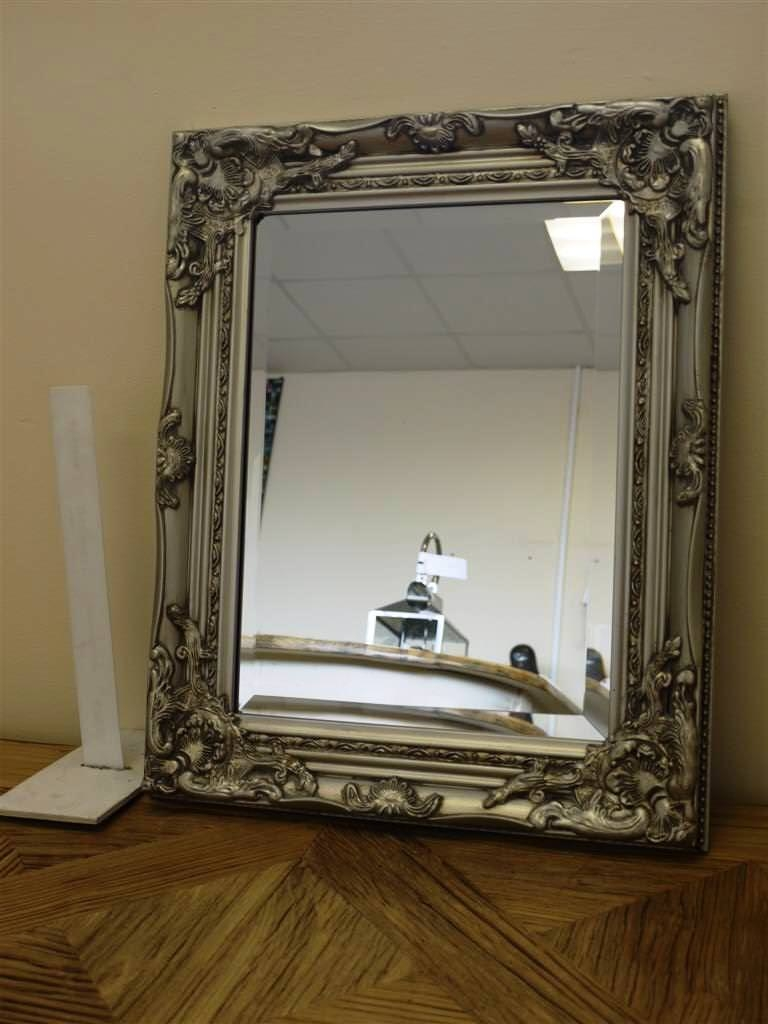 Decorative Large Hallway Mirrors Ideas Pertaining To Large Brown Mirror (View 5 of 15)