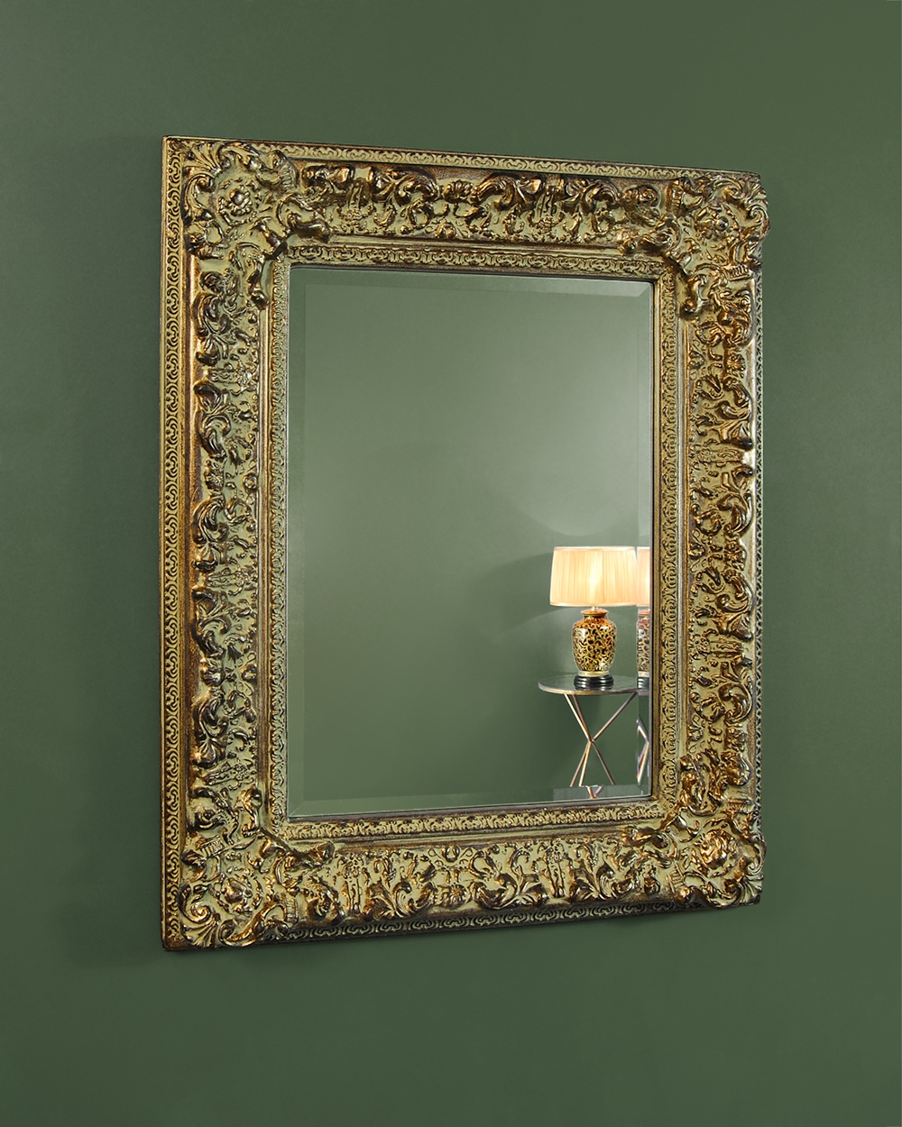 Decorative Mirrors Decorative Wall Mirror Range The C M Company With Regard To Ornamental Mirrors (Image 5 of 15)