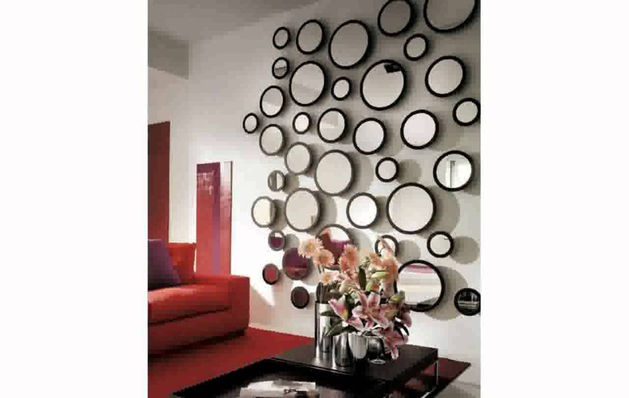 Decorative Mirrors Living Room Youtube Throughout Decorativemirrors (Image 6 of 15)