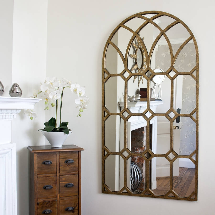 Decorative Mirrors Online Products Notonthehighstreet For Decorativemirrors (Image 7 of 15)