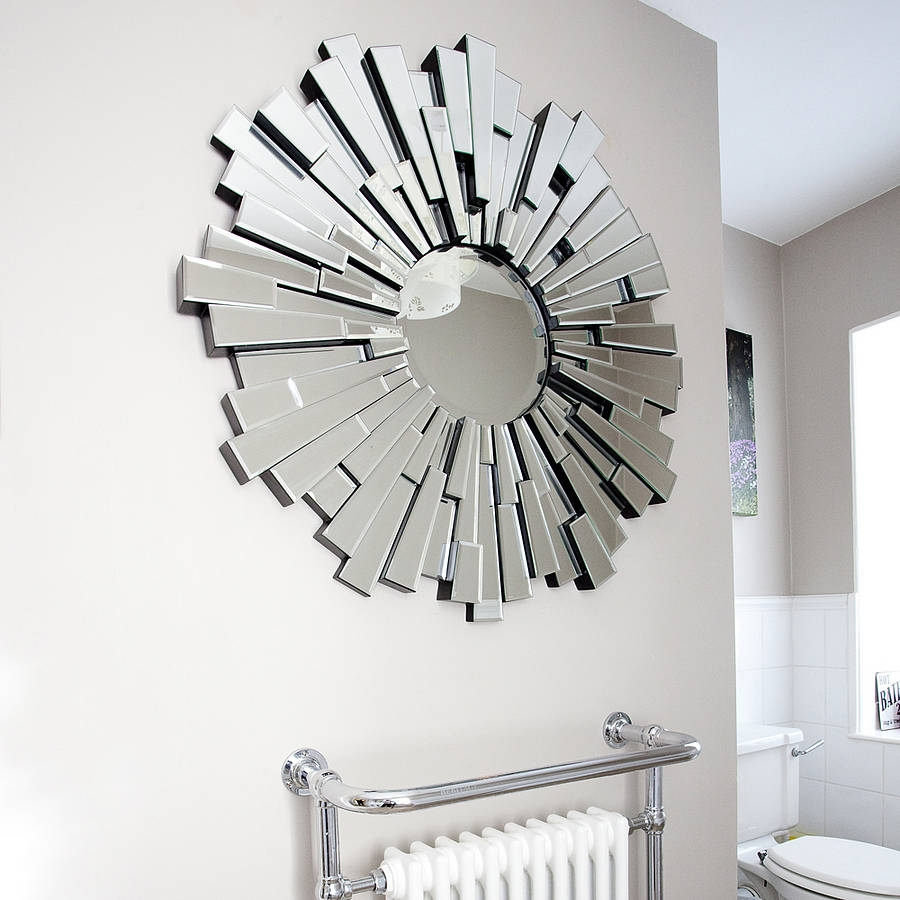 Decorative Mirrors Online Products Notonthehighstreet Pertaining To Designer Mirrors For Sale (Image 5 of 15)