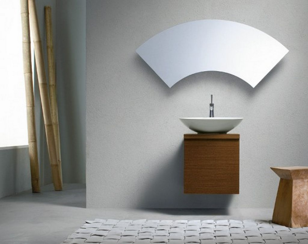 Decorative Wall Mirrors In The Bedroom With Regard To Unusual Shaped Mirrors (Image 6 of 15)