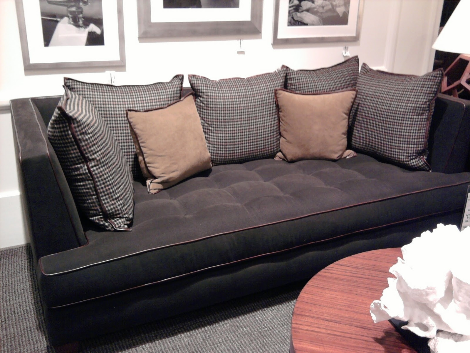 Deep Sofa With Regard To Deep Cushion Sofa (Image 4 of 15)