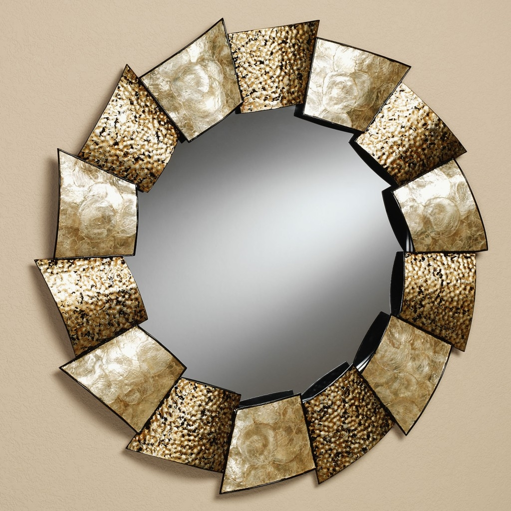 Delightful Design Unique Wall Mirrors Prissy Decorative Mirror Pertaining To Unusual Mirrors (Image 5 of 15)