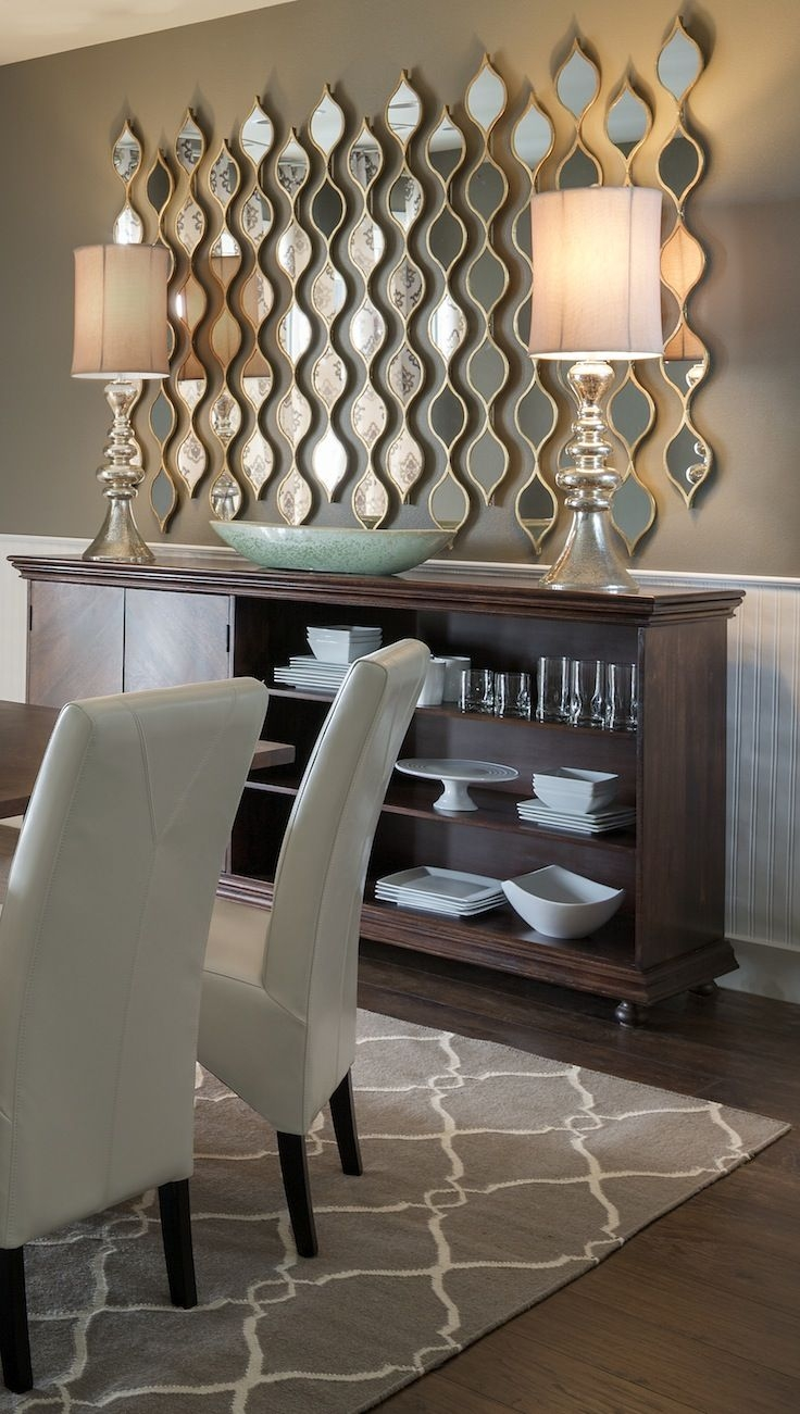 Design Wall Mirrors Home Design Ideas Regarding Feature Wall Mirrors (View 14 of 15)