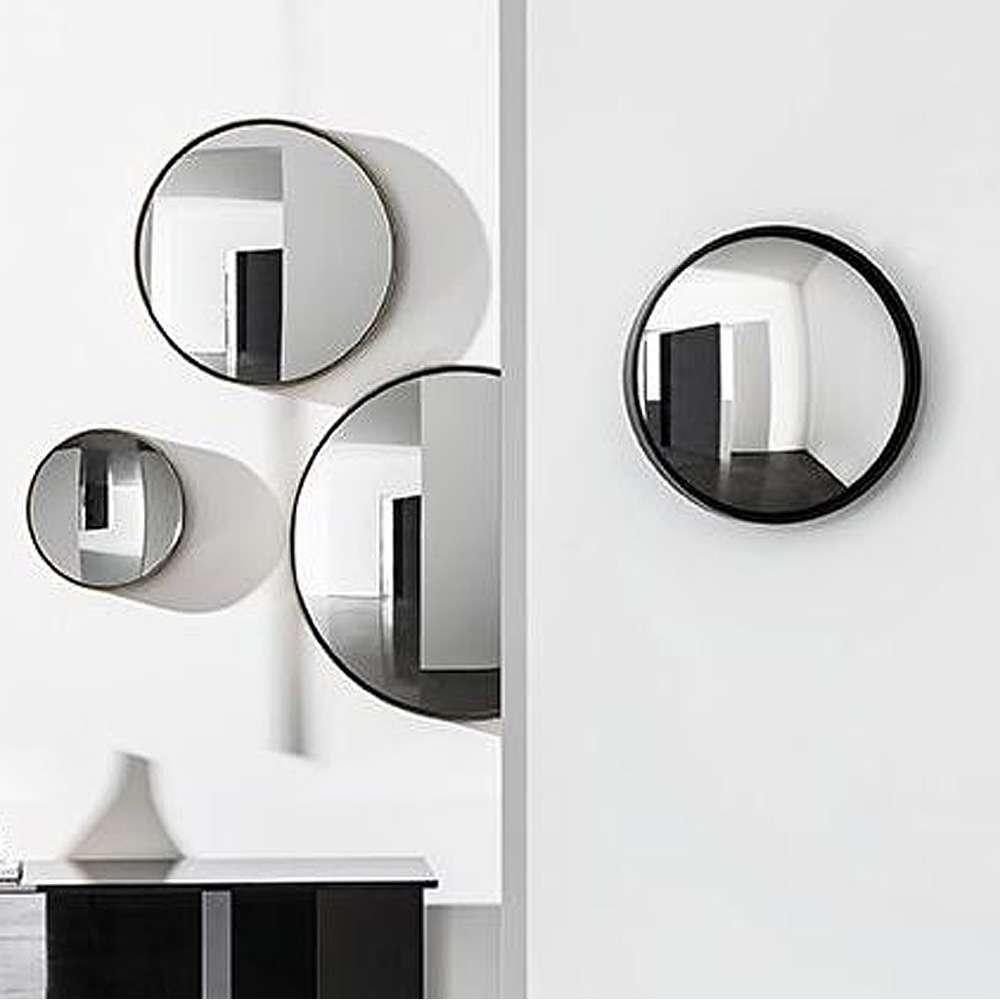 Designer Love Convex Mirror Regarding White Convex Mirror (Image 4 of 15)