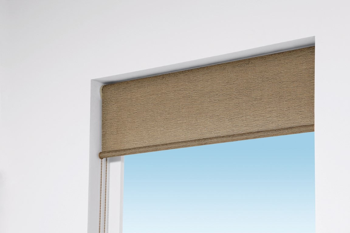 Designer Screen Shades With Regard To Reverse Roller Blinds (Image 8 of 15)