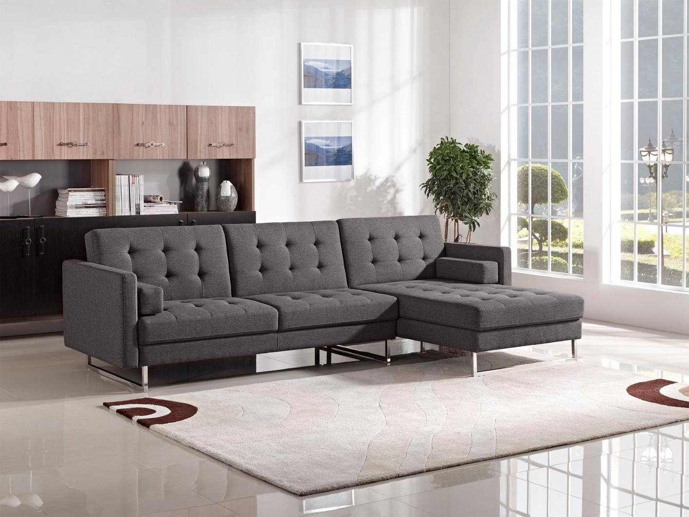 Featured Image of Fabric Sectional Sofa