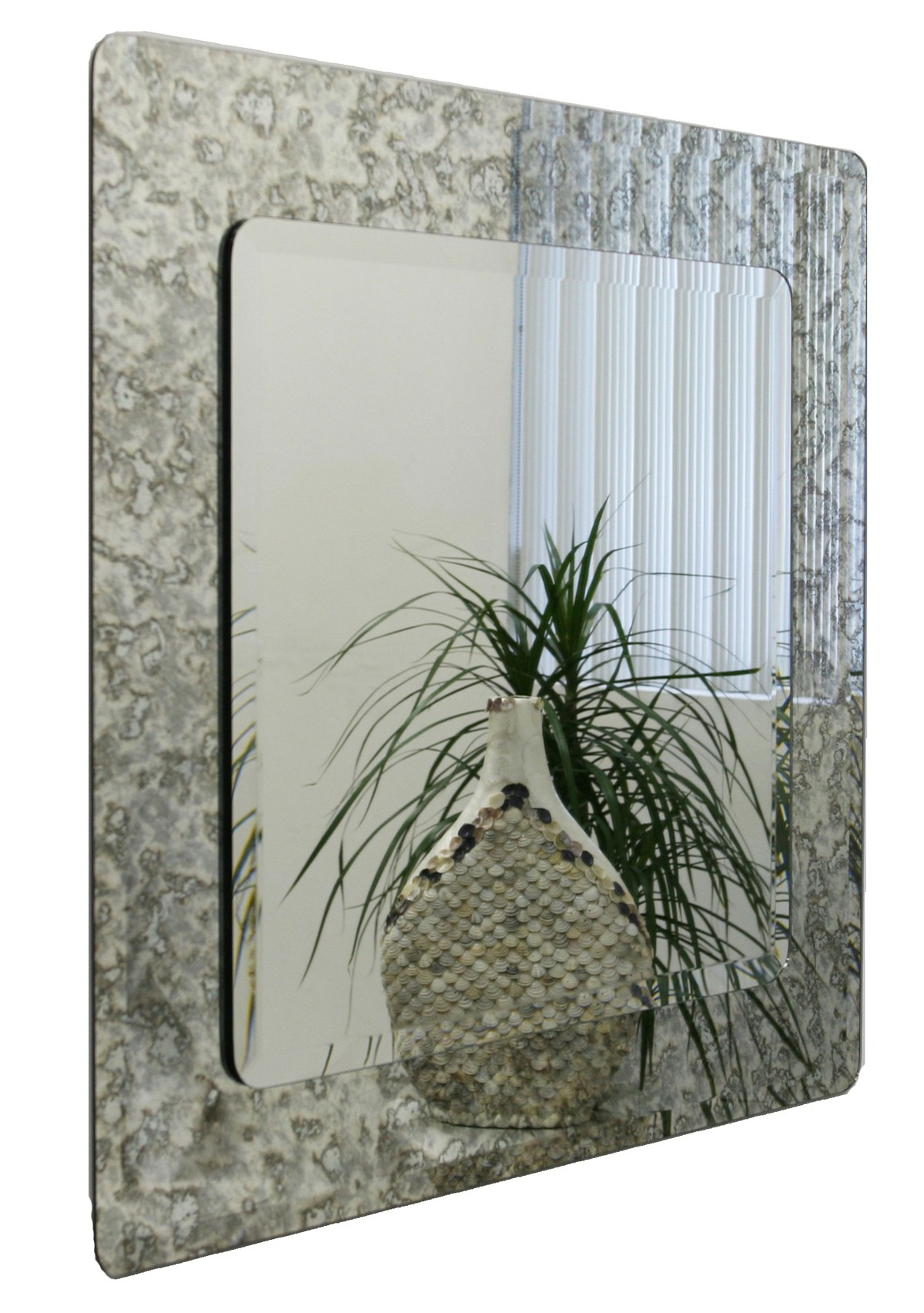Discount Glass Top Tables Glass Shelves Glass Clearance Center With Regard To Antique Frameless Mirrors (Image 2 of 15)