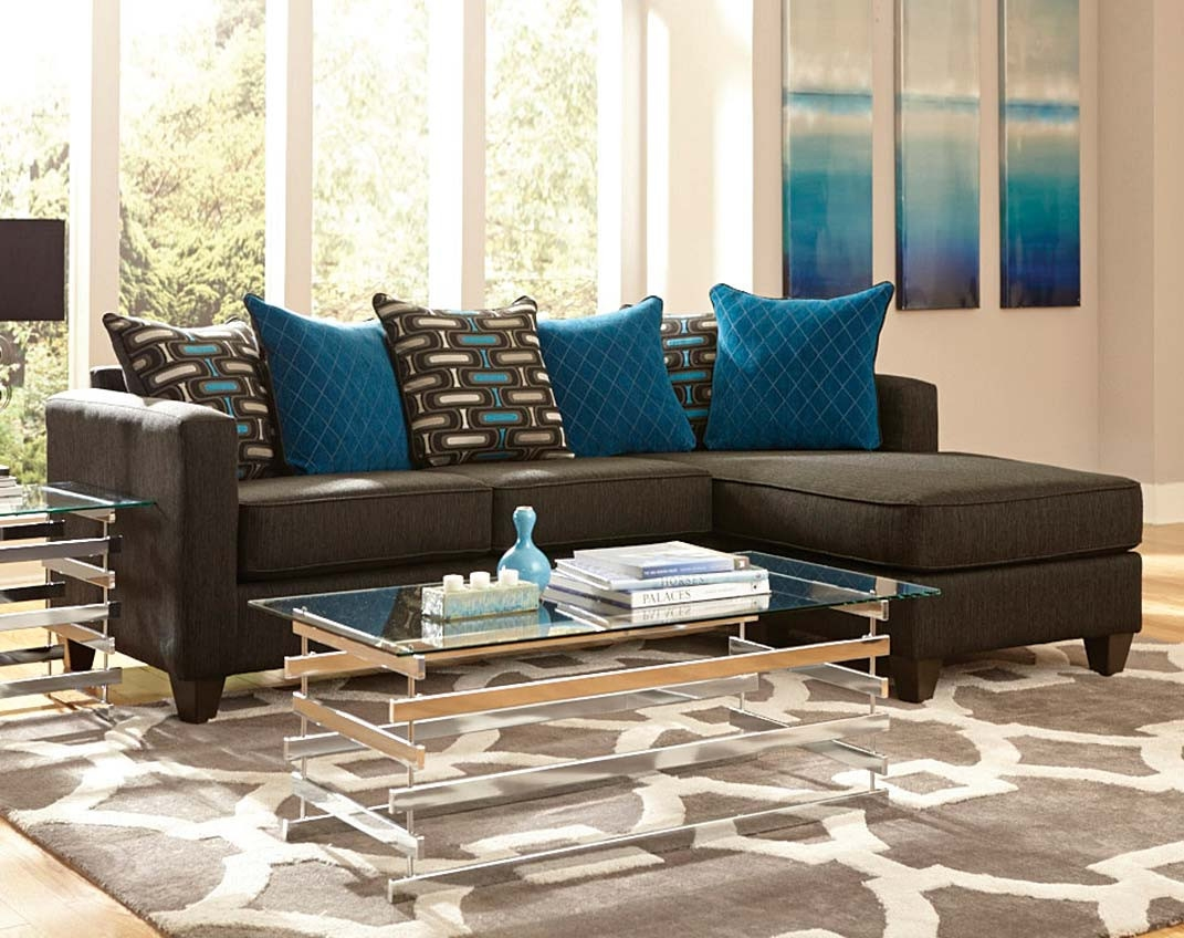 Discount Living Room Furniture Sets American Freight Throughout 7 Seat Sectional Sofa (Image 6 of 15)