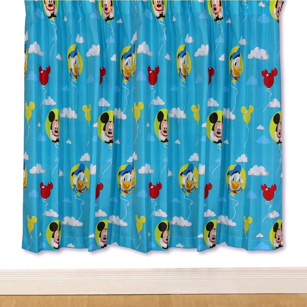 Disney Curtains 54 And 72 Drop Click To Select Design Within 100 Inch Drop Curtains (Image 9 of 15)