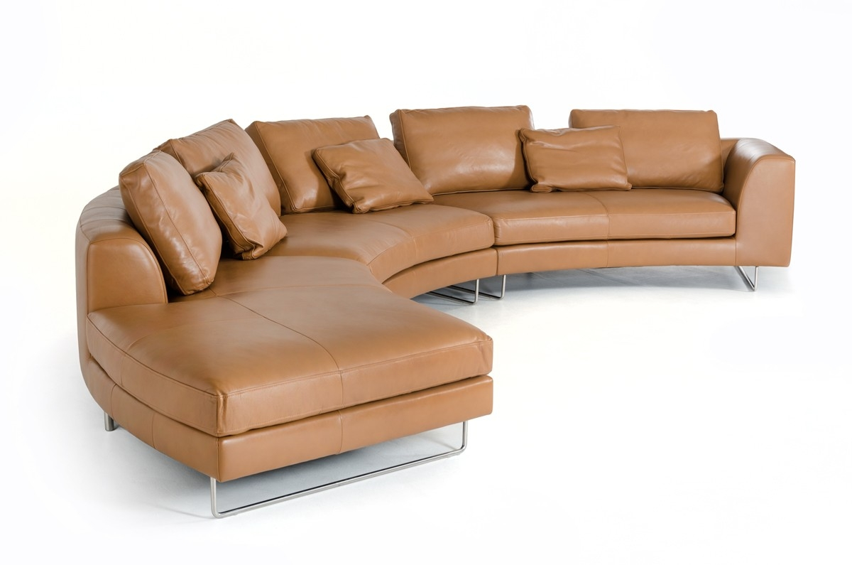 Featured Image of Camel Sectional Sofa