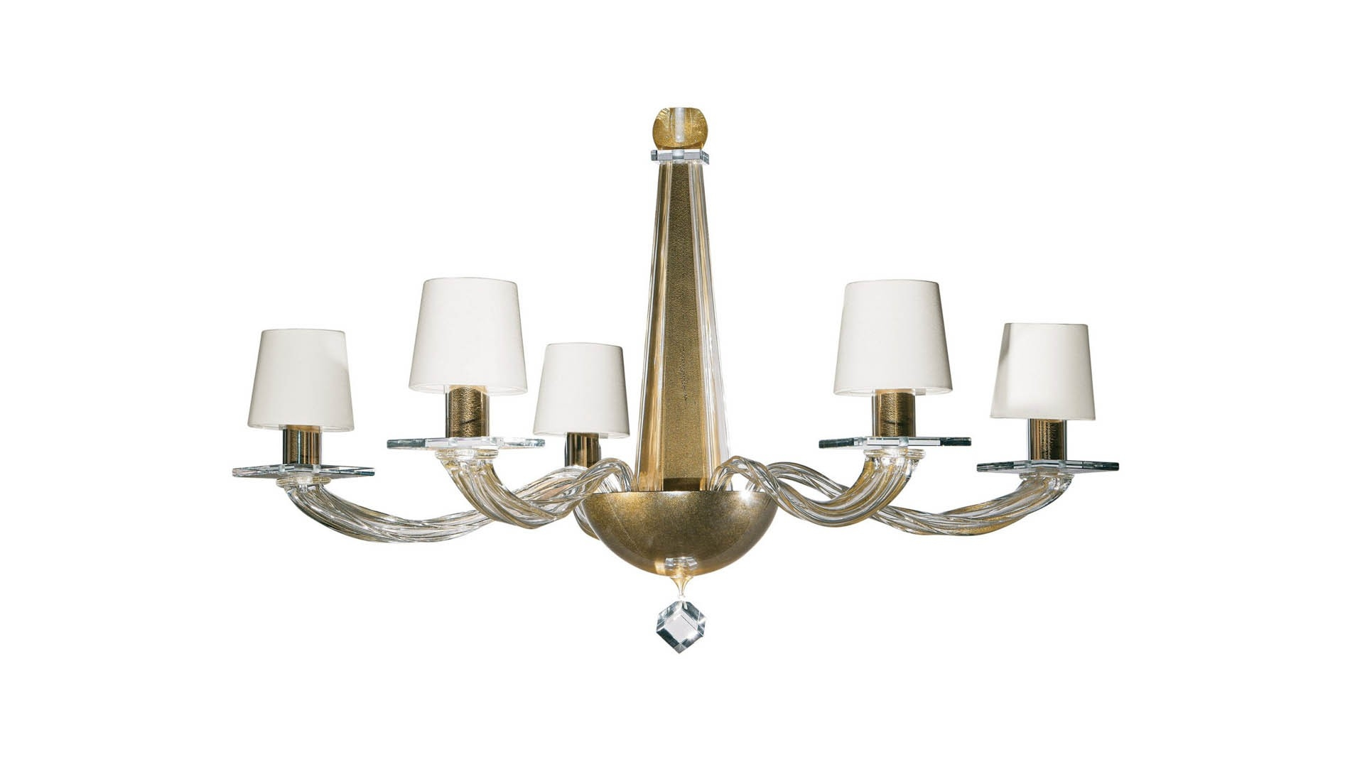 Featured Image of Short Chandelier
