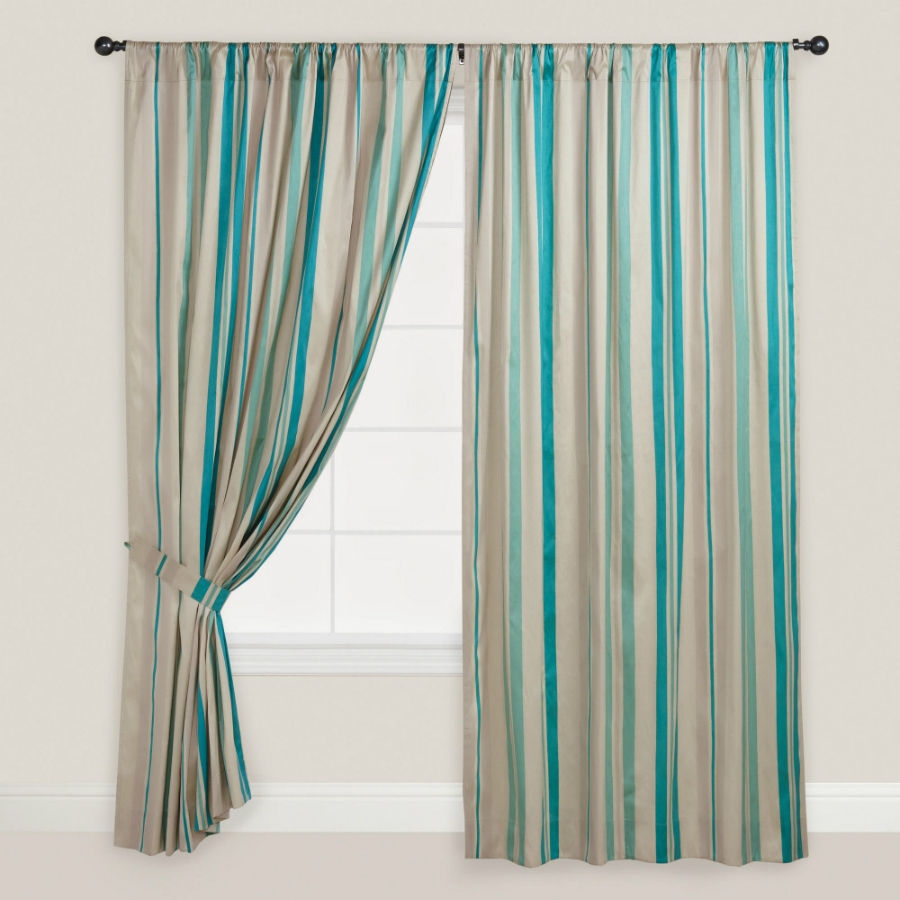 Double lined curtains curtain ideas for Double width curtain lining