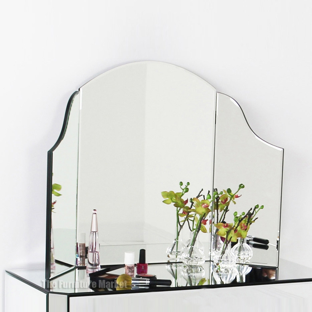 Dressing Table Mirror Stand Images With Regard To Free Standing Dressing Table Mirrors (Image 4 of 15)