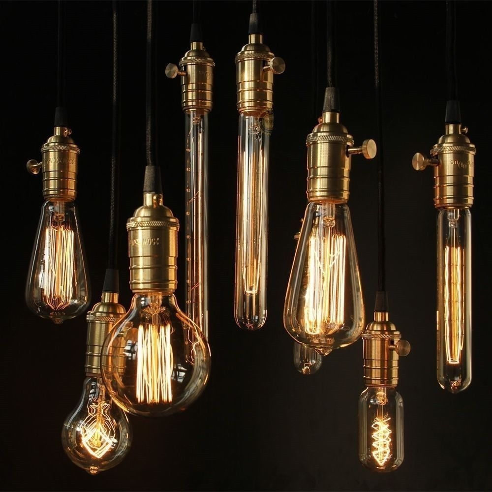 Edison Light Chandelier Uk Roselawnlutheran With Regard To Vintage Style Chandeliers (View 2 of 15)
