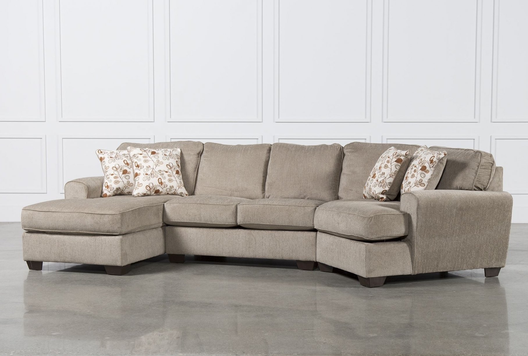 Elegant Angled Sofa Sectional 23 For Sectional Sofas With Regarding Angled Sofa Sectional (Image 5 of 15)