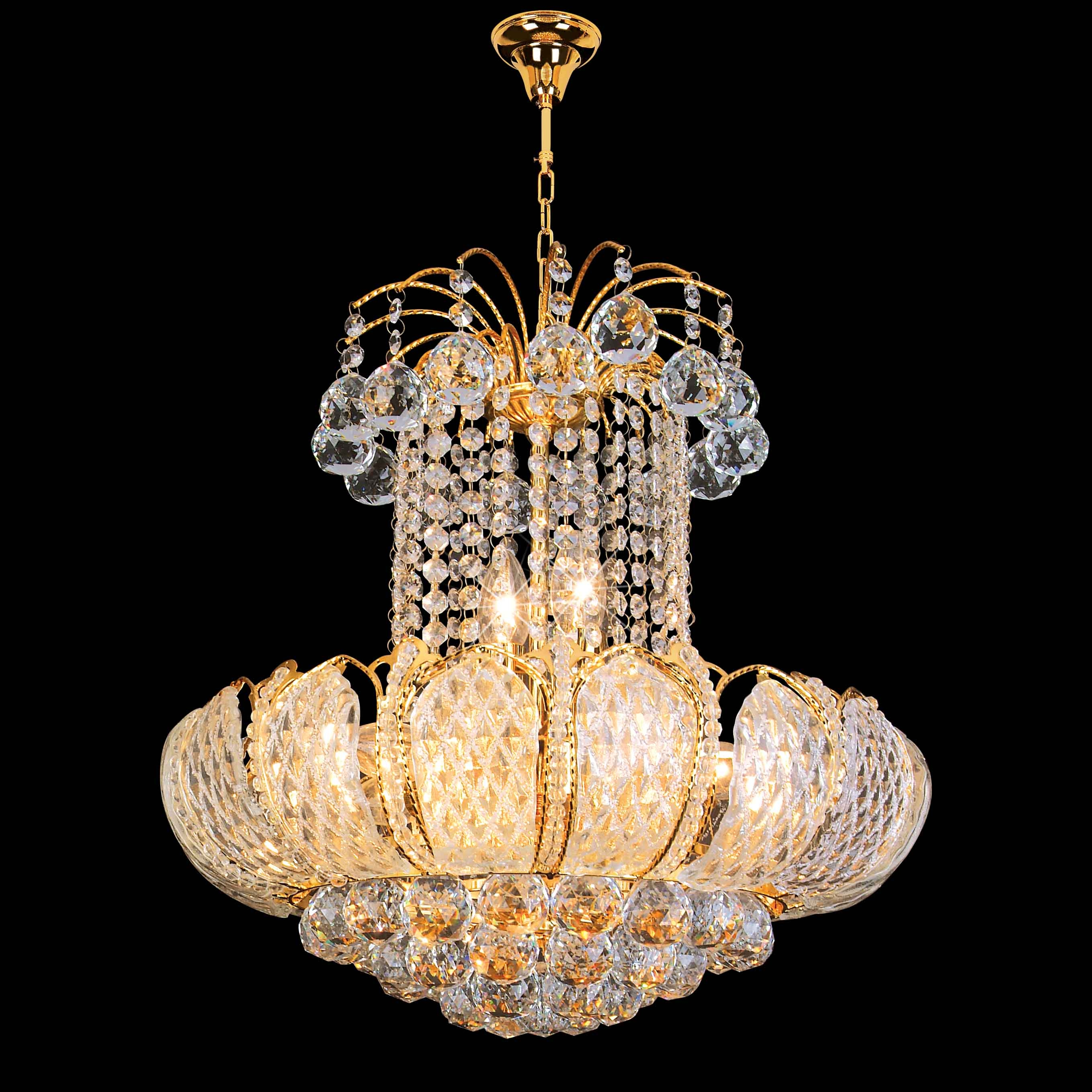 Elegant Chandelier Lights 30 On Home Decorating Ideas With Throughout Chandelier Lights (Image 11 of 15)
