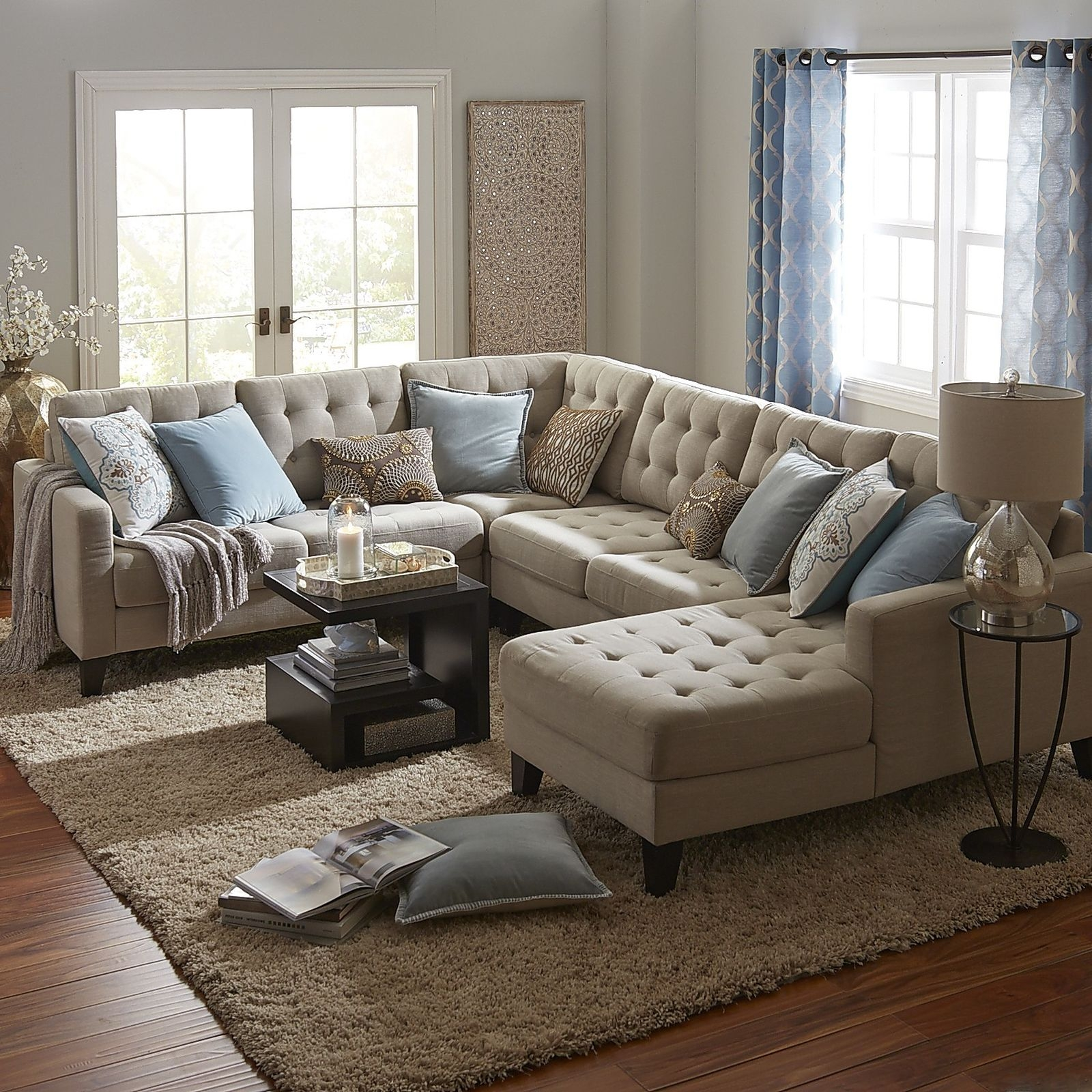 Elegant Sectional Sofas 54 For Your Modern Sofa Ideas With With Elegant Sectional Sofas (Image 9 of 15)
