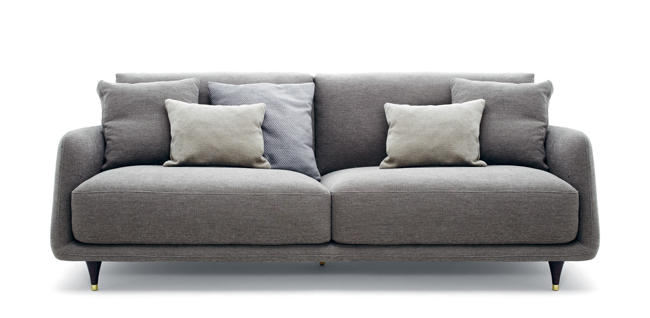 Elliot A Cozy Gentlemens Sofa With A Retro Detail Design Milk With Regard To Elliott Sofa (Image 7 of 15)