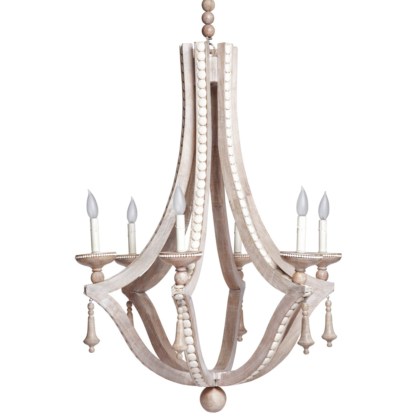 Featured Image of Cream Chandelier