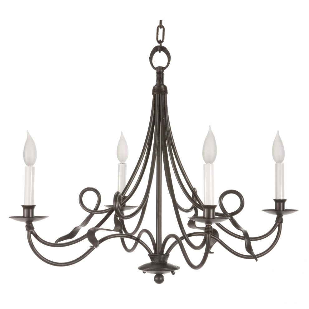 Enchanting Simple Wrought Iron Chandeliers 23 Simple Wrought Iron With Regard To Large Iron Chandeliers (Image 7 of 15)