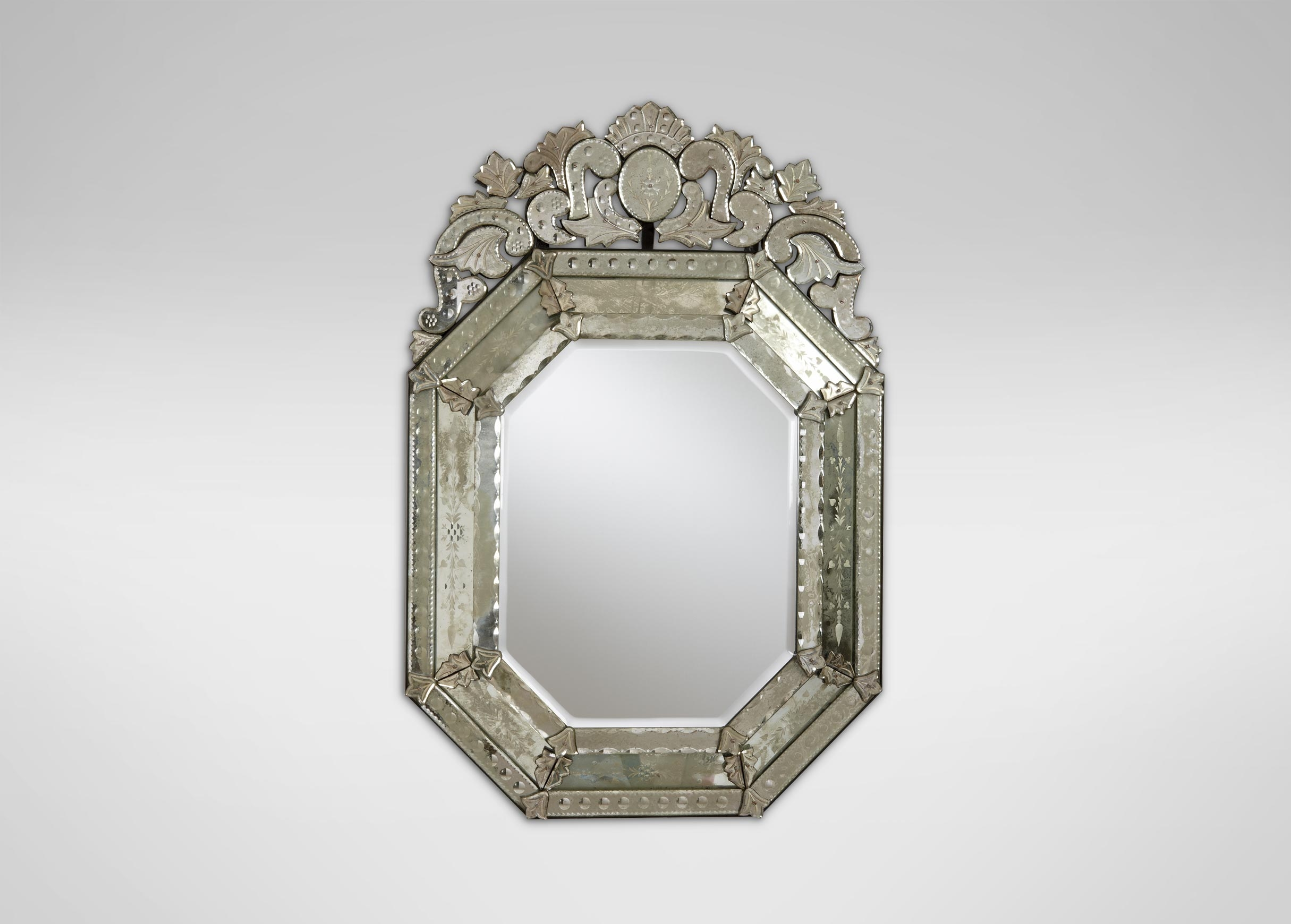 Featured Image of Small Venetian Mirrors
