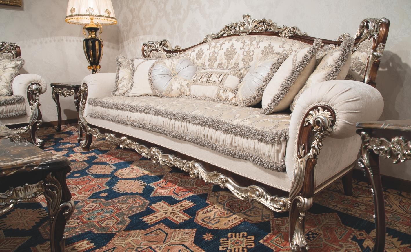 European Style Sofa Inside European Style Sofas (View 2 of 15)
