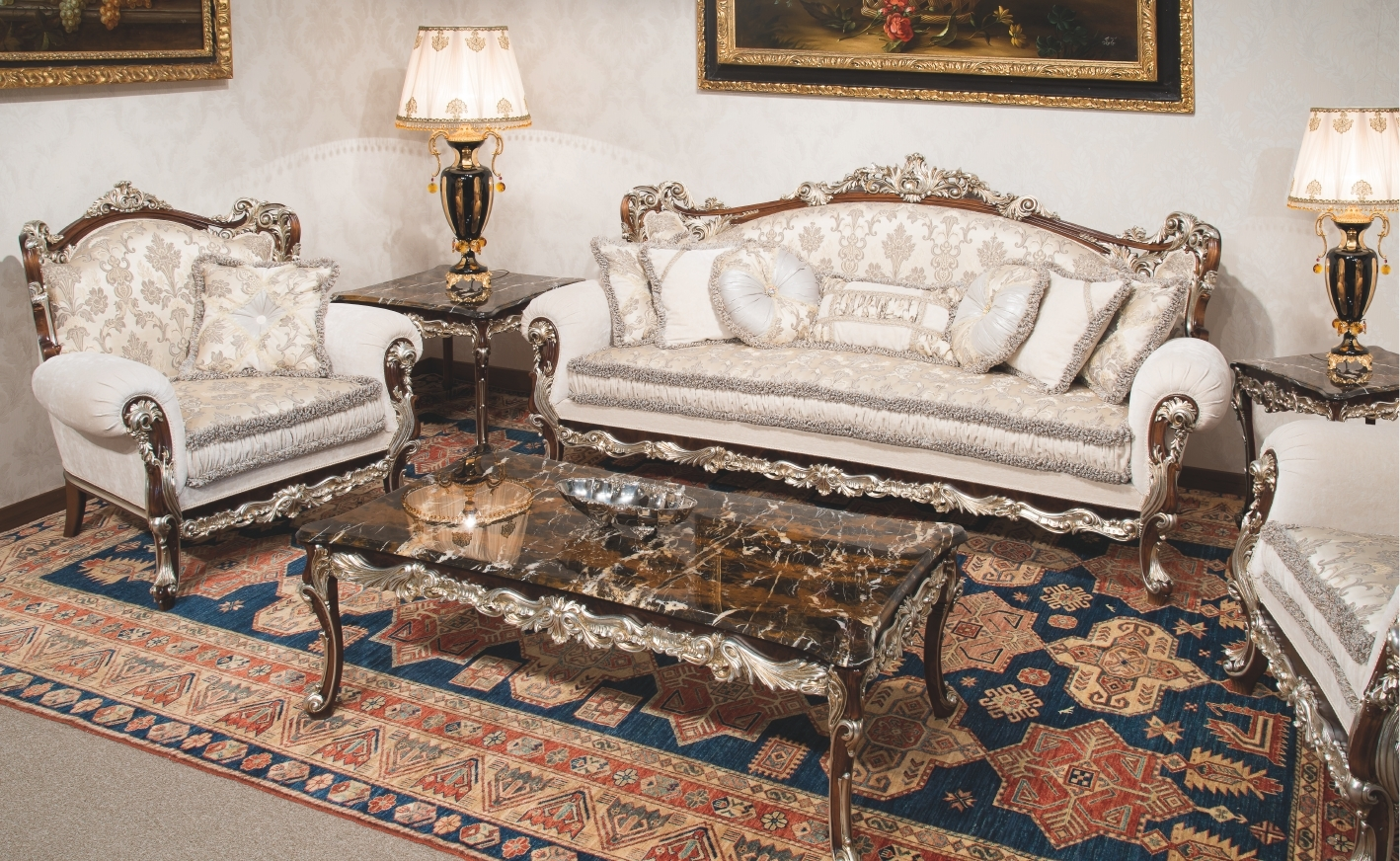 Featured Image of European Style Sofas