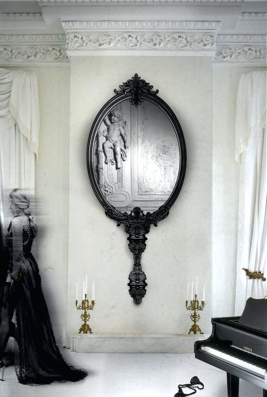Excellent Decoration Unique Wall Mirrors Fresh Design Decorative With Regard To Unique Wall Mirrors Cheap (Image 5 of 15)