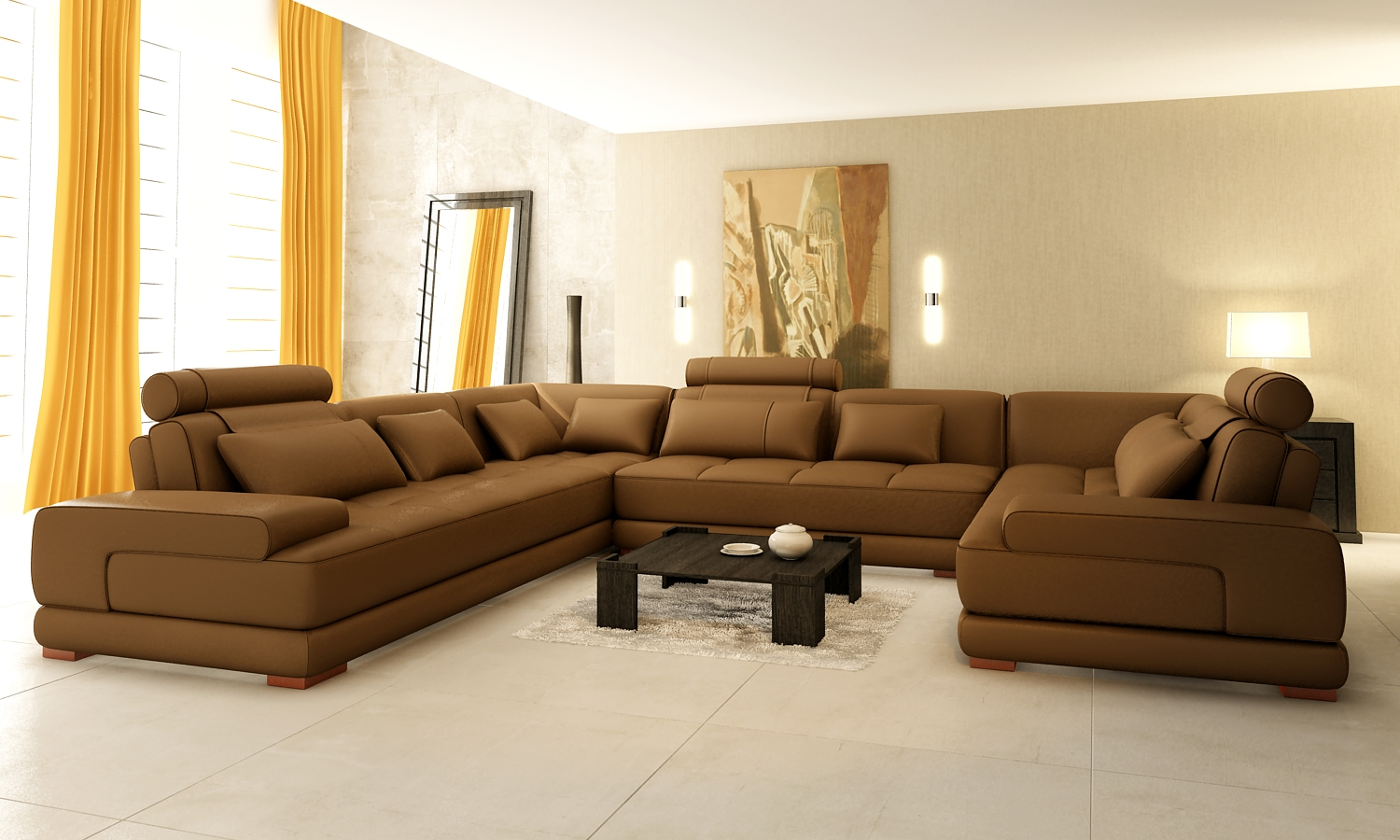 Expensive Sectional Sofas Hereo Sofa Within Expensive Sectional Sofas (Image 4 of 15)