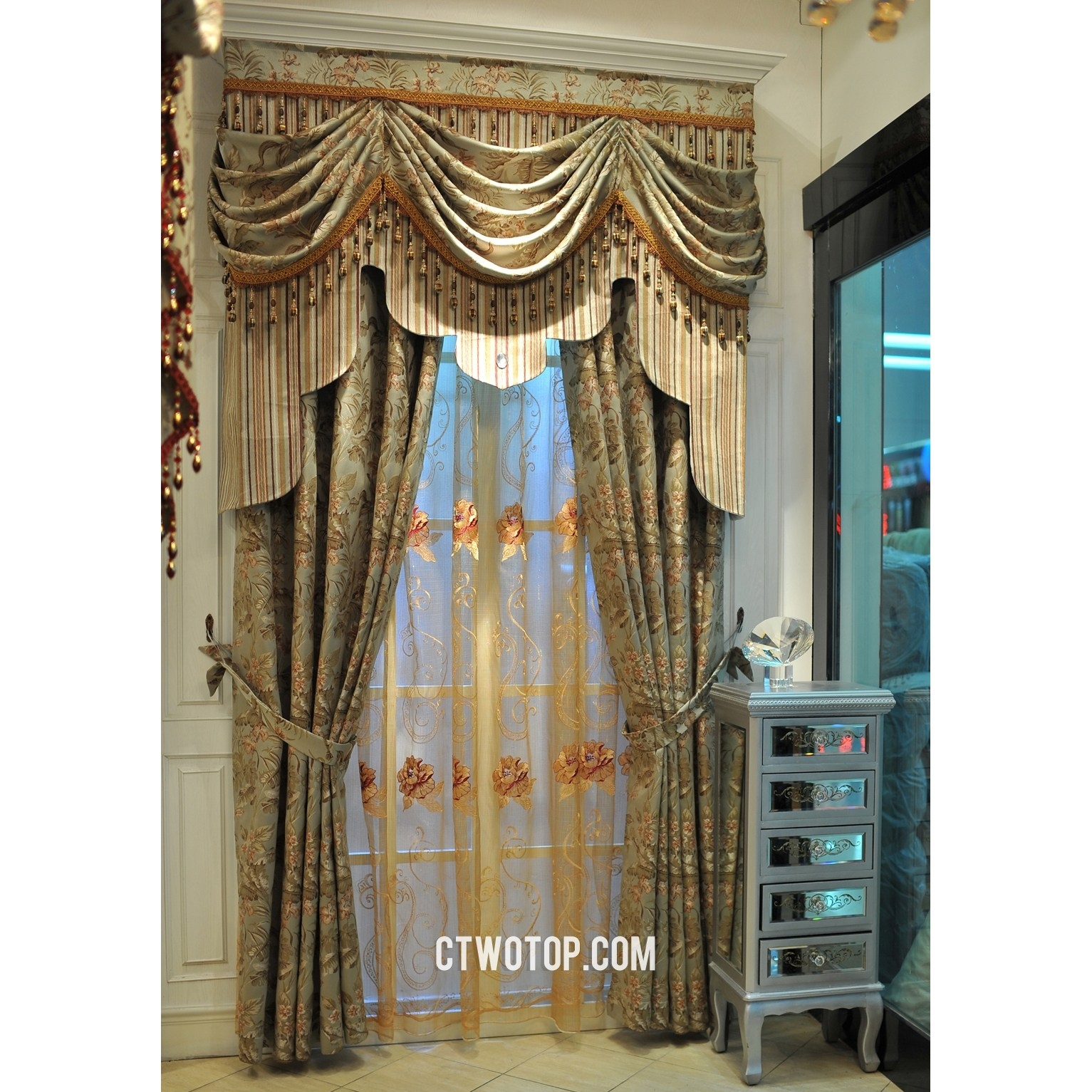 Featured Image of Extended Length Curtains