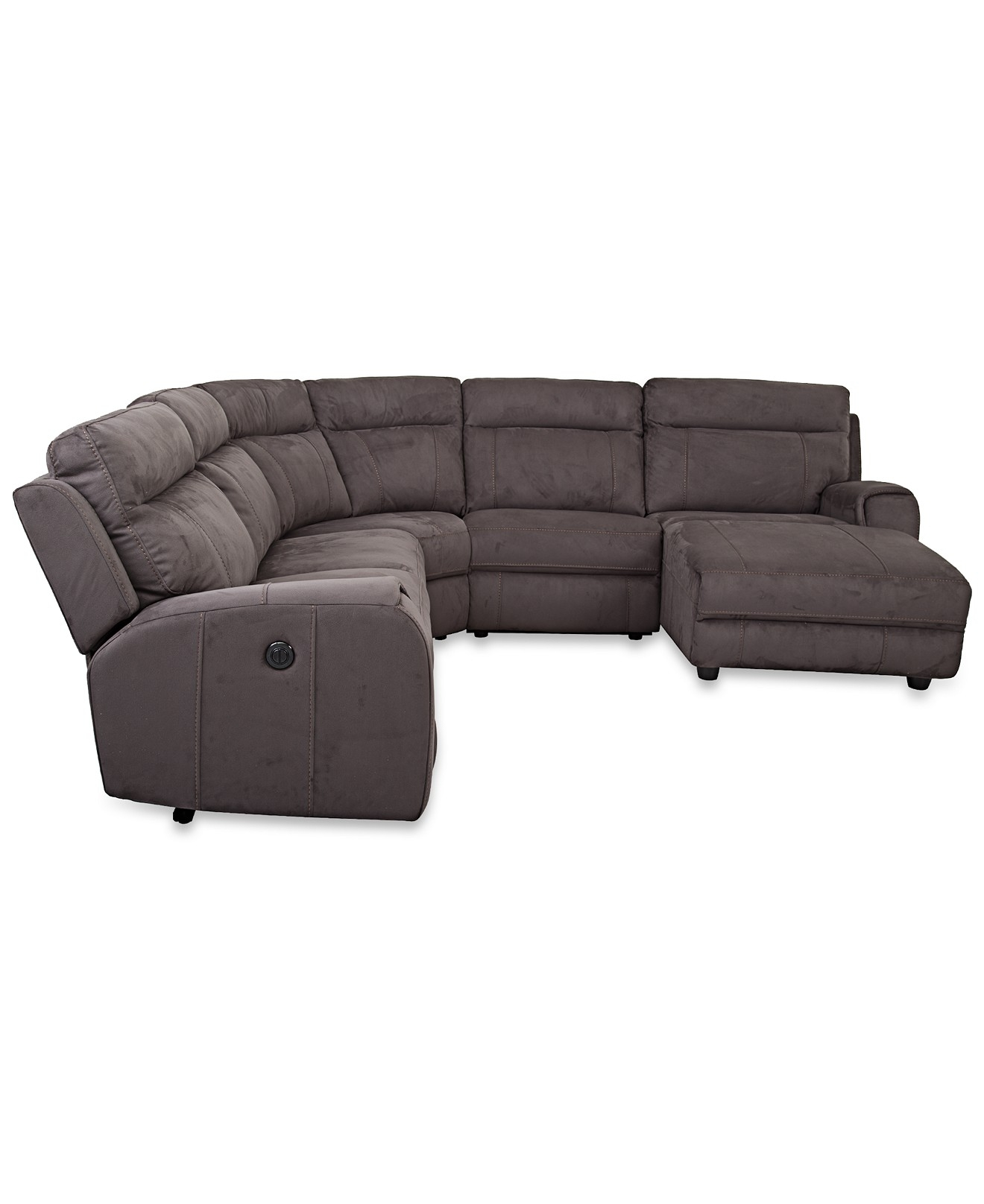 Extra Deep Sectional Sofas For Encourage Extra Houzz Shopping And Intended For 6 Piece Modular Sectional Sofa (Image 4 of 15)