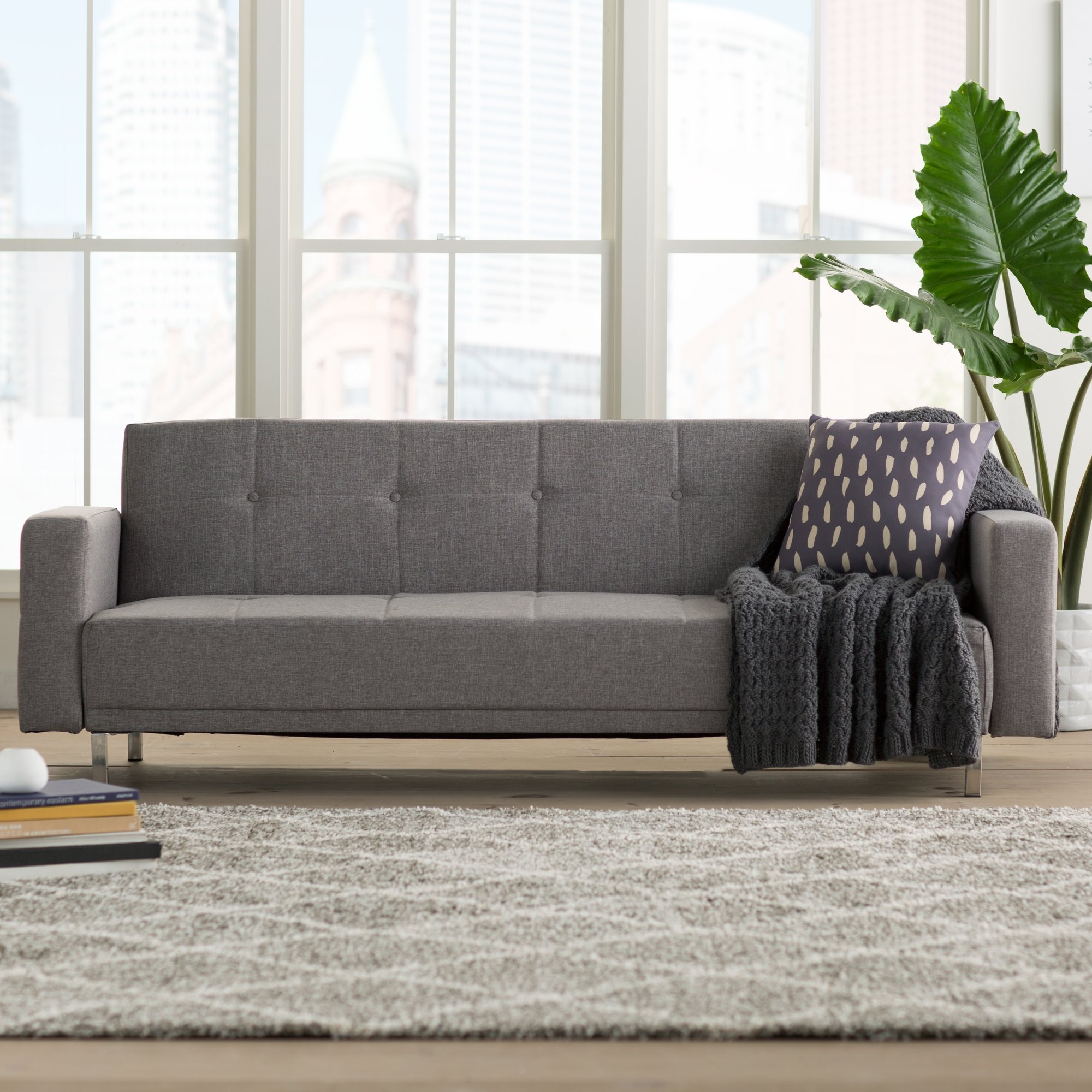 Extra Deep Sofa Wayfair With 70 Sleeper Sofa (Image 11 of 15)