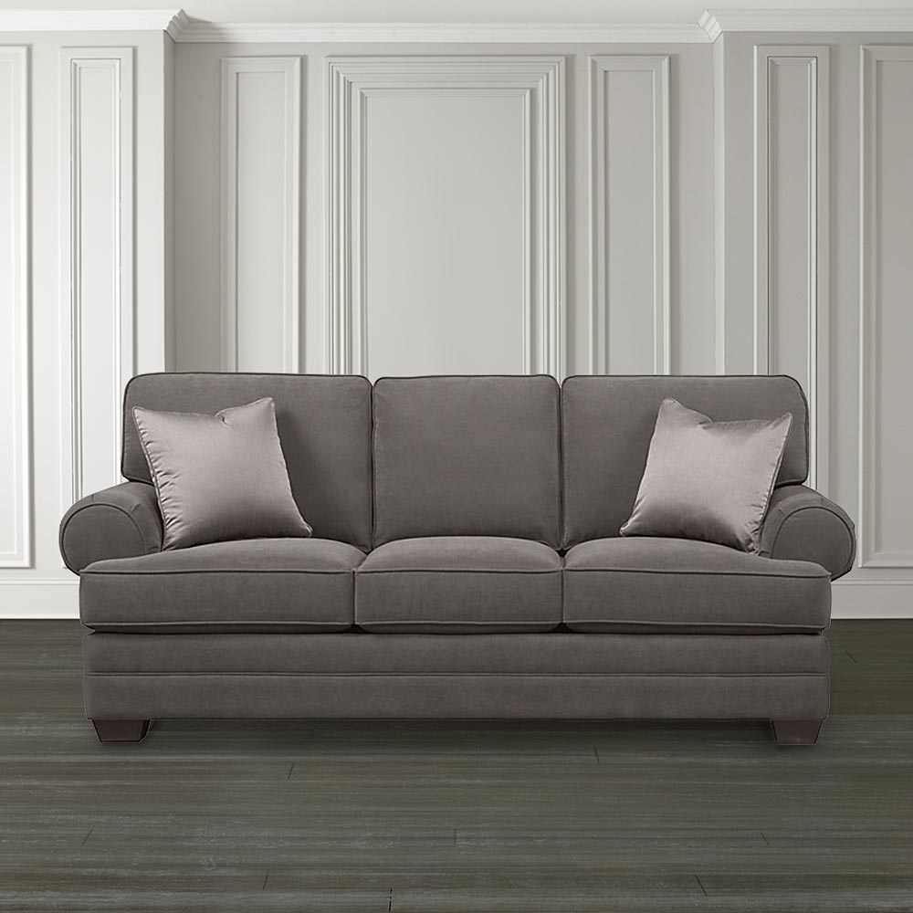 Extra Large Custom Upholstered Sofa Throughout Customized Sofas (Image 12 of 15)