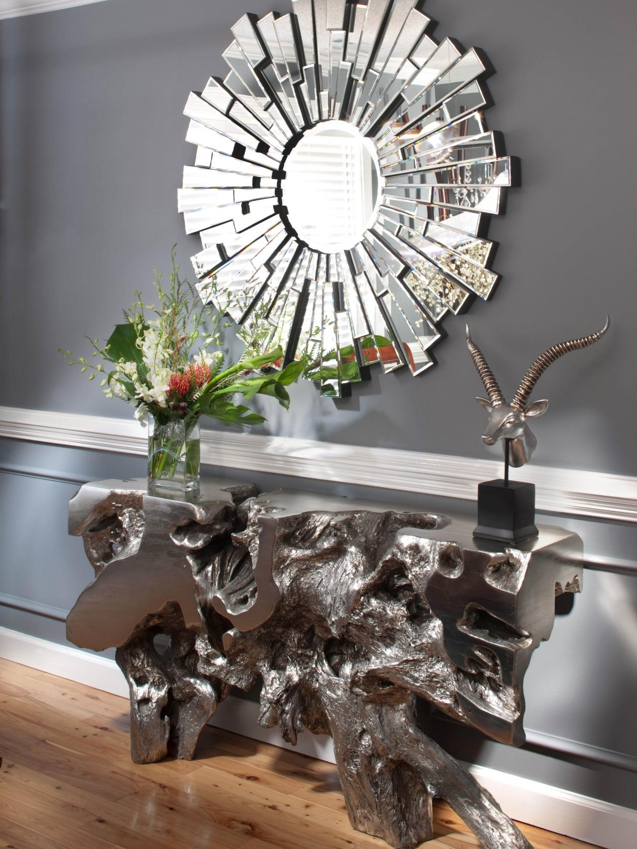 Featured Image of Extra Large Sunburst Mirror