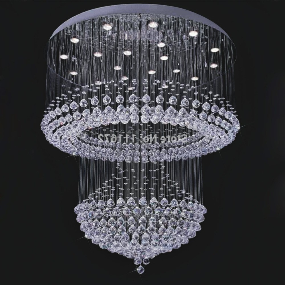 Featured Image of Extra Large Chandeliers