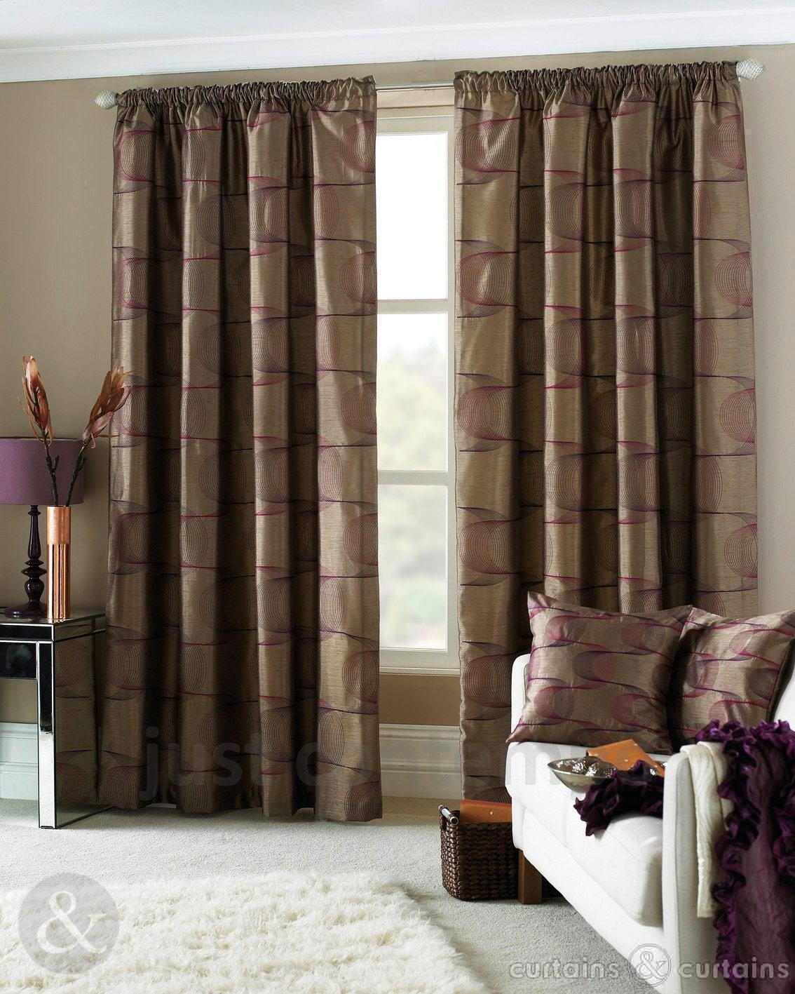 Extra Long Thermal Curtains Uk Best Curtains 2017 Pertaining To Extra Long Thermal Curtains (Photo 7 of 15)